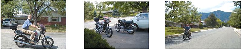 Jawa 639 and Jawa Bison