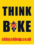 THINK BIKE - Shiny Side Up Partnership